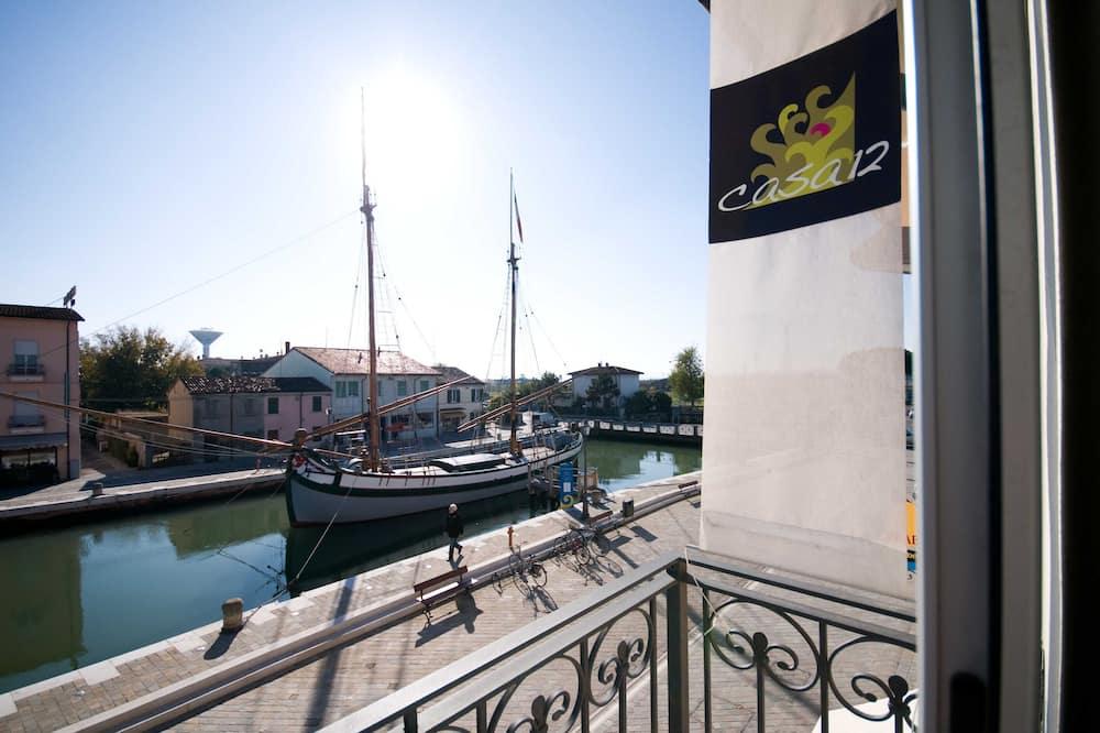 Romantic Room, Balcony, Harbour View - Balcony