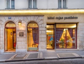 Picture of Hotel Cujas Pantheon in Paris