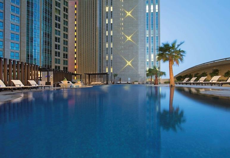 Sofitel Abu Dhabi Corniche, Abu Dhabi, Kolam Terbuka