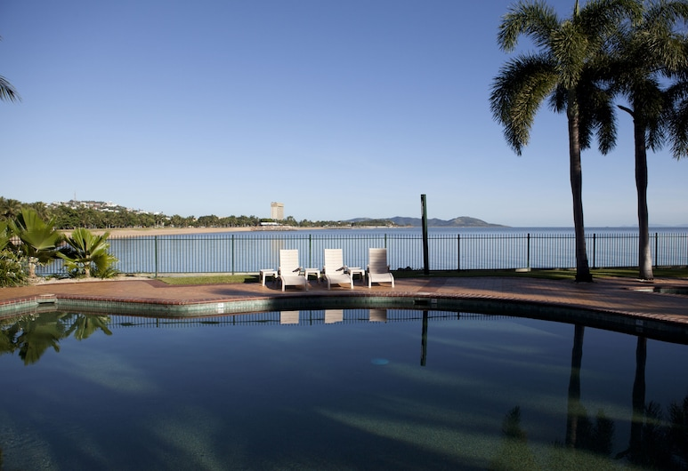 Mariners North Holiday Apartments, Townsville, Alberca al aire libre