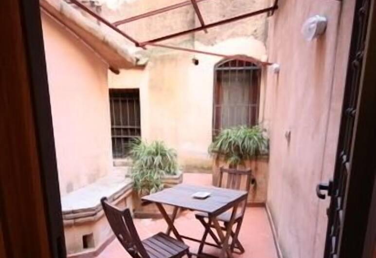 Hip Suites, רומא, סטודיו, קומת קרקע, מרפסת/פטיו