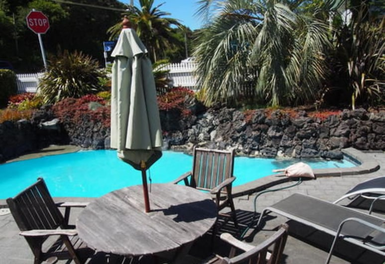 Marlin Court Motel, Paihia, Outdoor Pool