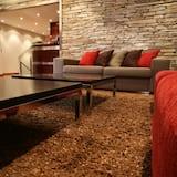 דירה, חדר שינה אחד, שירותים צמודים (3 PAX) - אזור מגורים