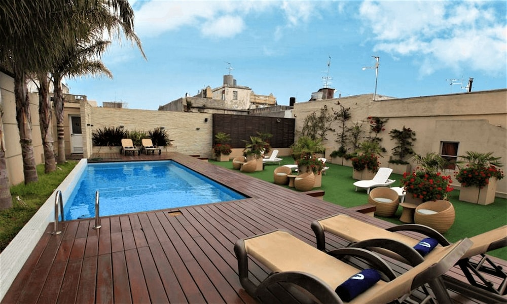 Don Boutique Hotel Montevideo Outdoor Pool