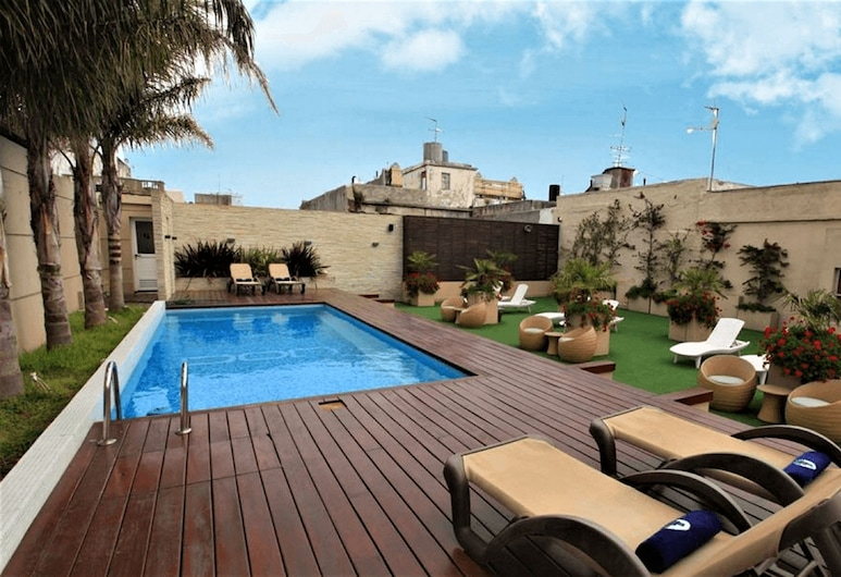 Don Boutique Hotel Montevideo, Montevideo, Outdoor Pool