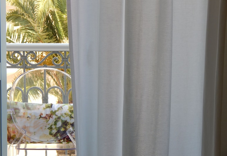 5 Hermoupolis Concept Sites, Syros, Superior Double Room, City View, Balkoni