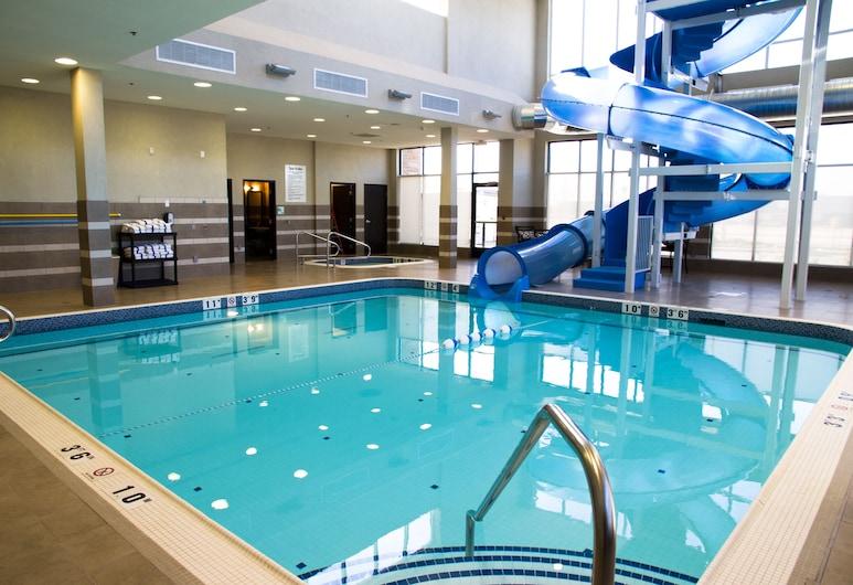 Holiday Inn Hotel & Suites Red Deer South, an IHG Hotel, Red Deer, Εσωτερική πισίνα