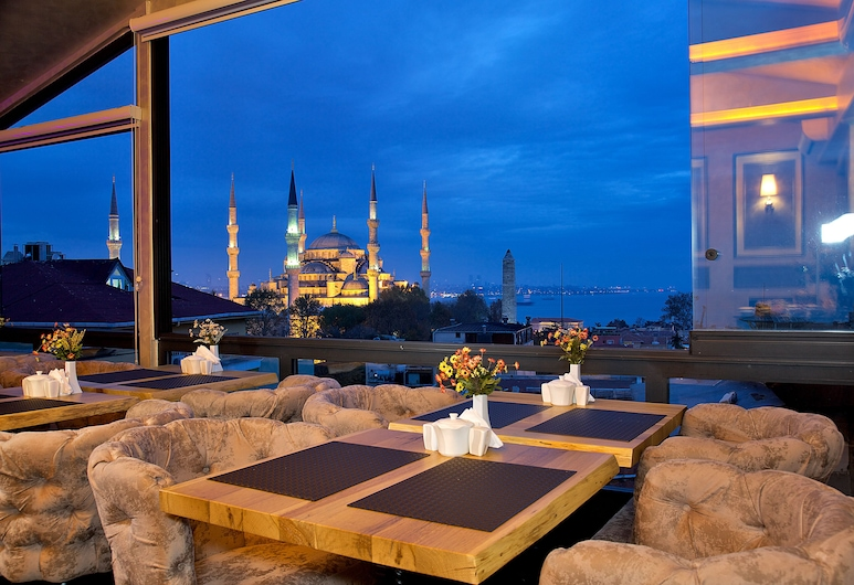 Hotel Perula, Istanbul, Outdoor Dining