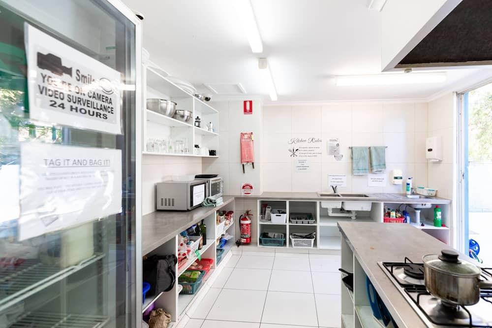 Gemeenschappelijke keukenfaciliteiten