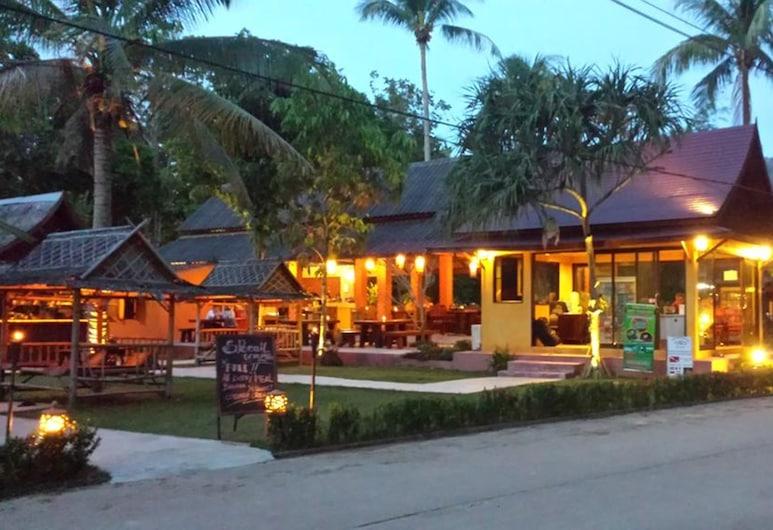 Lanta Pearl Beach Resort, Ko Lanta, Entrén inifrån