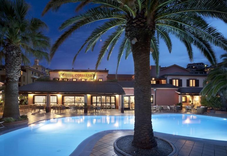Hotel Corallaro, Santa Teresa di Gallura, Дизайн здания
