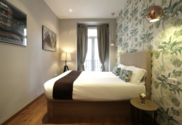 Suites You Zinc, Madrid, Apartment, 2 Schlafzimmer, Balkon (5 Guests), Zimmer
