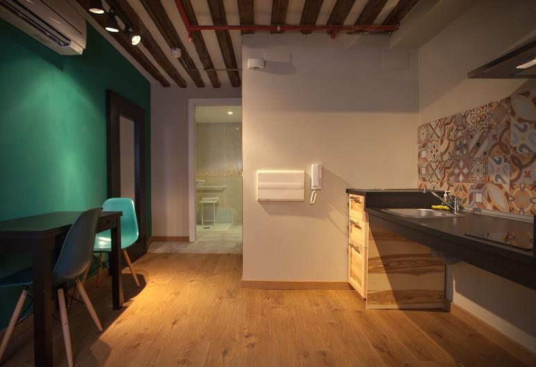 Suites You Zinc, Madride, Dzīvokļnumurs (Interior 4 Guests), Numurs