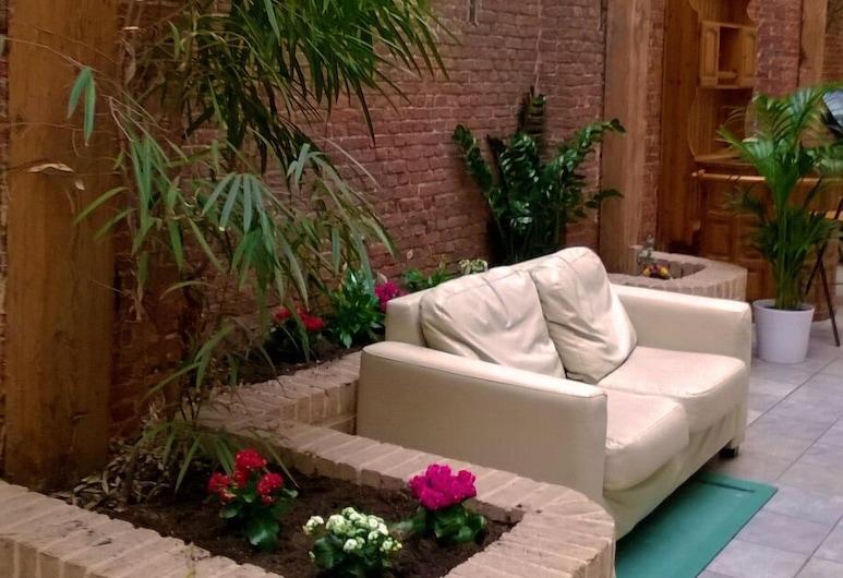 安特衛普康多花園酒店, 安特衛普, 大廳酒廊