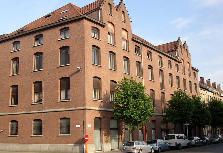 Condo Gardens Antwerpen, Antwerp, Exterior