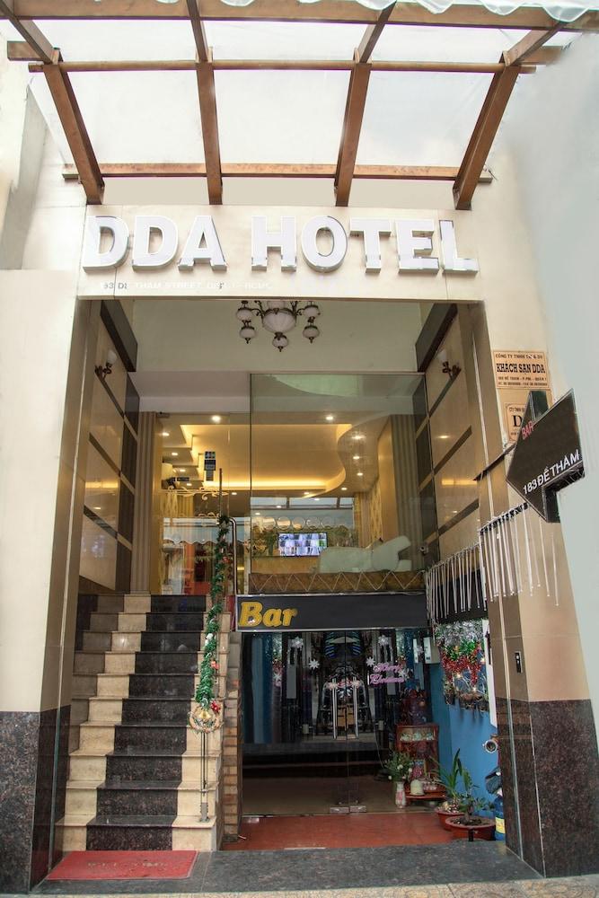 DDA Hotel District 1, Ho Chi Minh City