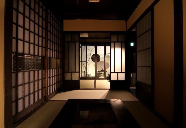 Shikokuan Machiya Residence Inn, Kyoto, Townhome, Living Room
