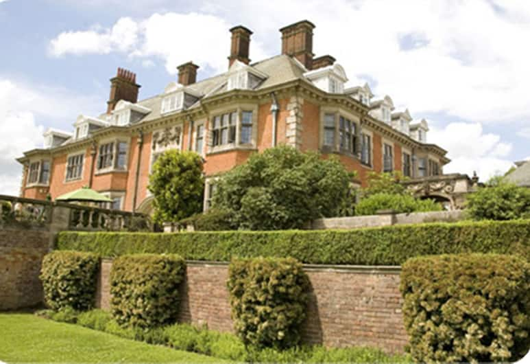 Dunchurch Park Hotel, Rugby, Hotel Front
