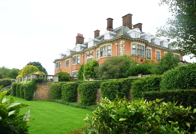 Dunchurch Park Hotel, Rugby, Taman
