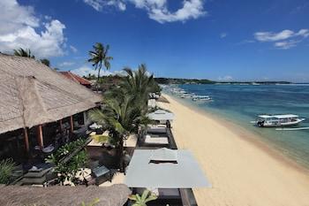 Foto do Indiana Kenanga Luxury Villas Spa & Restaurant em Ilha Lembongan