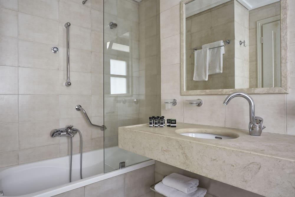 Suite, Sea View - Bathroom