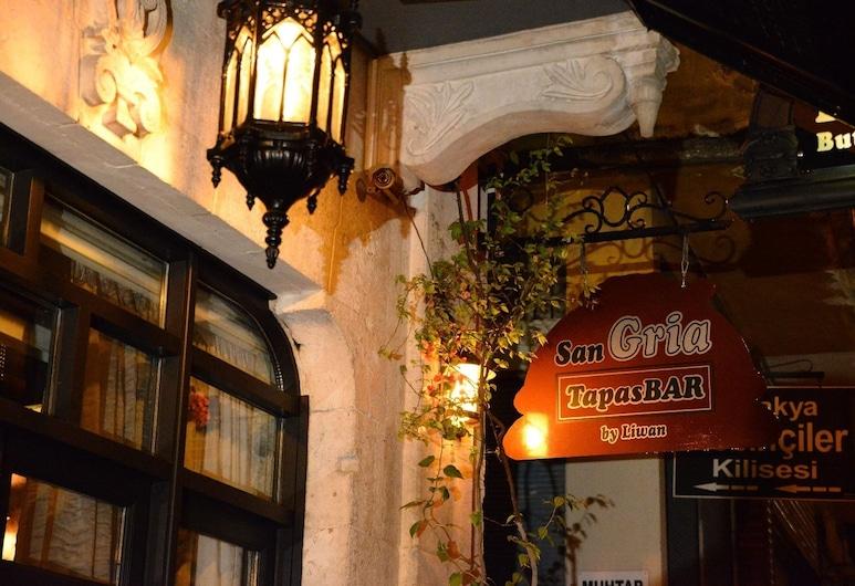 Liwan Hotel - Boutique Class, Antakya, ด้านหน้าของโรงแรม - ช่วงเย็น/กลางคืน