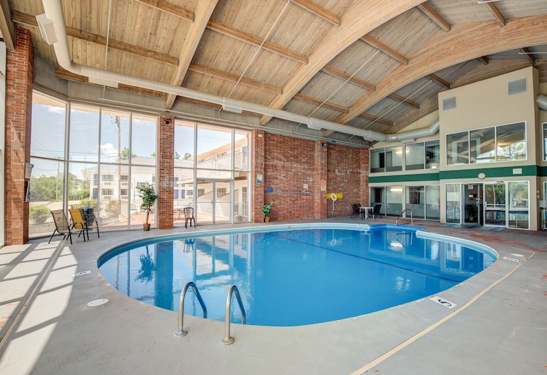 Southern Oaks Inn, Branson, Kapalı Yüzme Havuzu