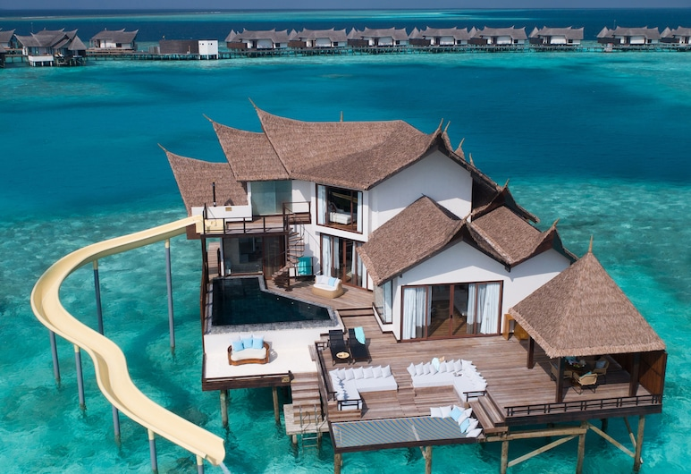 Jumeirah Vittaveli, Bolifushi Island, Private Ocean Retreat with Slide, Guest Room