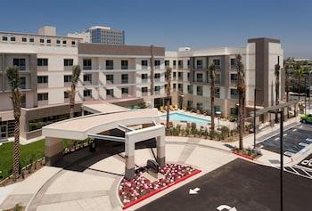 Fotografia hotela (Courtyard by Marriott Santa Ana Orange County) v meste Santa Ana