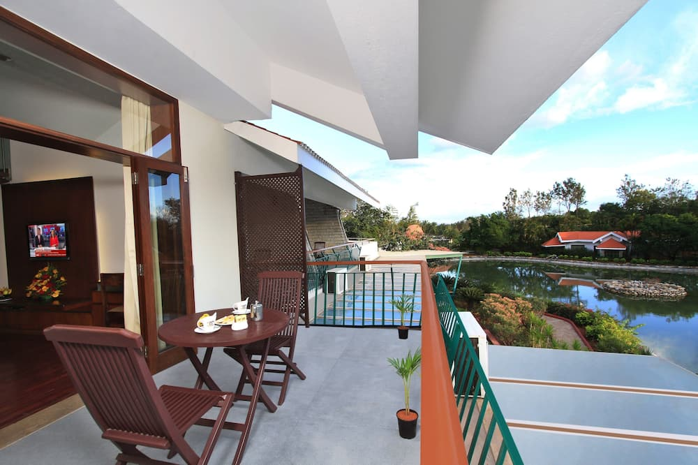 Duplex, Lake View - Balcony