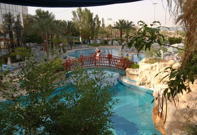 Royal Hotel Dead Sea, Tamar, Kolam