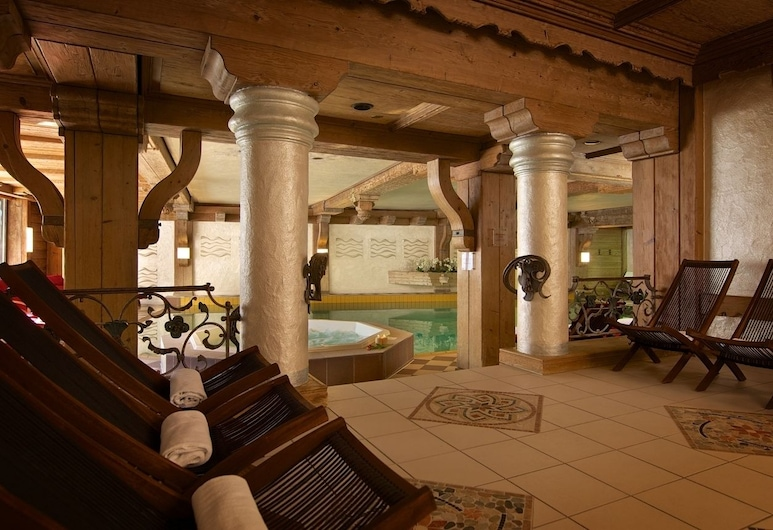 Golf & Alpin Wellness Resort Hotel Ludwig Royal, Oberstaufen, Pool