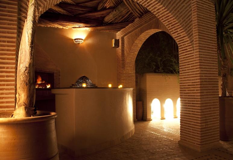 Riad Granvilier, Marrakech, Terraza o patio