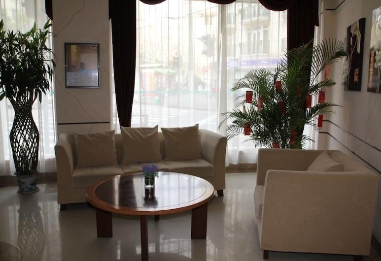 Magnolia Hotel (Shanghai Henglong Plaza store), Xangai, Sala de Estar do Lobby