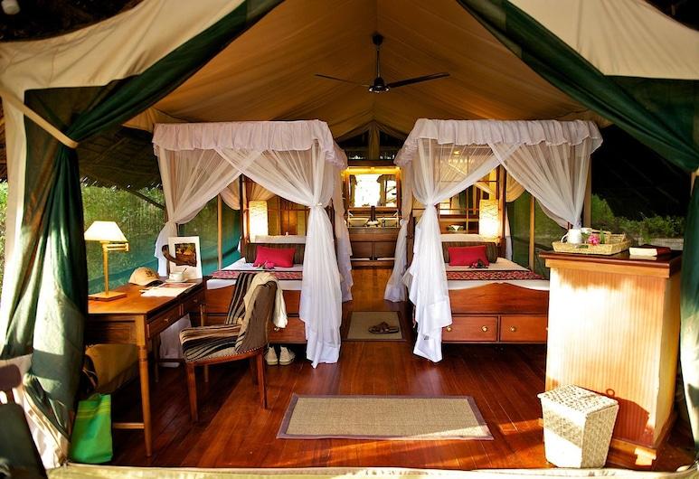 Samburu Intrepids Tented Camp, Samburu, Huone