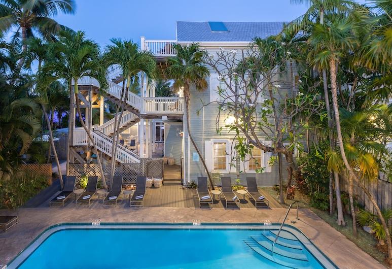 The Southernmost Inn-Adults Only, Key West, Rakennuksen arkkitehtuuri