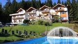 Foto van Gartenhotel Rosenhof Kitzbuehel in Oberndorf in Tirol
