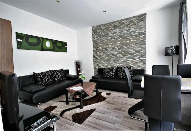 Vienna CityApartments - Premium Apartment Vienna 1, Βιέννη, Καθιστικό