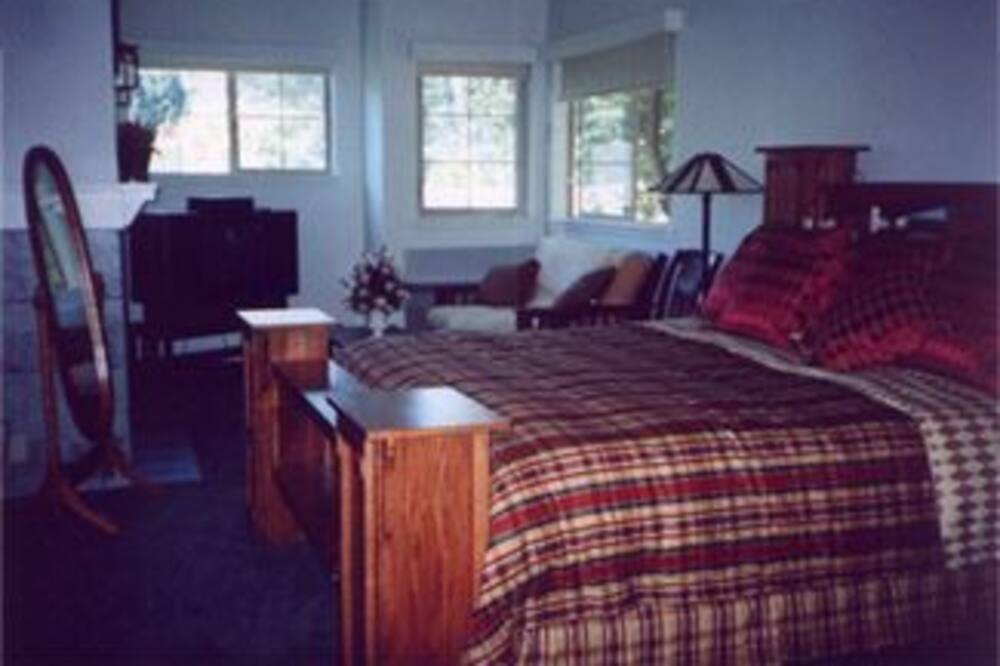 Suite, 1 cama King size - Habitación