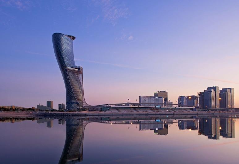 Andaz Capital Gate Abu Dhabi – a concept by Hyatt, Abu Dhabi, Exterior