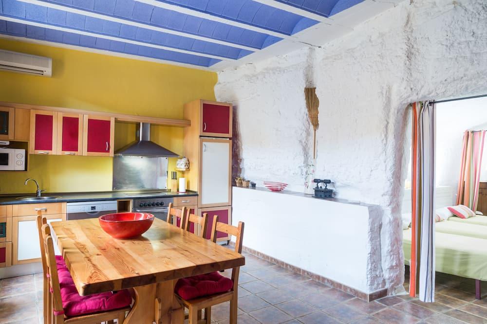 Junior lakosztály, 1 hálószobával, terasz - Étkezés a szobában