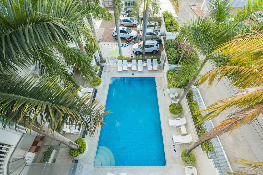 Hotel Manantial, Melgar