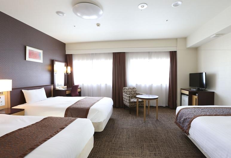 ホテル法華クラブ福岡, 福岡市, 禁煙 トリプル, 部屋