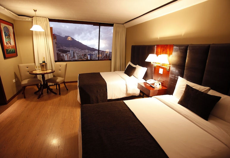 Hotel Reina Isabel, Quito, Standard Twin Room, Guest Room