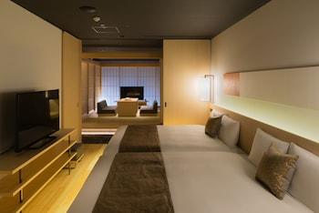 Kyoto — zdjęcie hotelu Hotel Kanra Kyoto