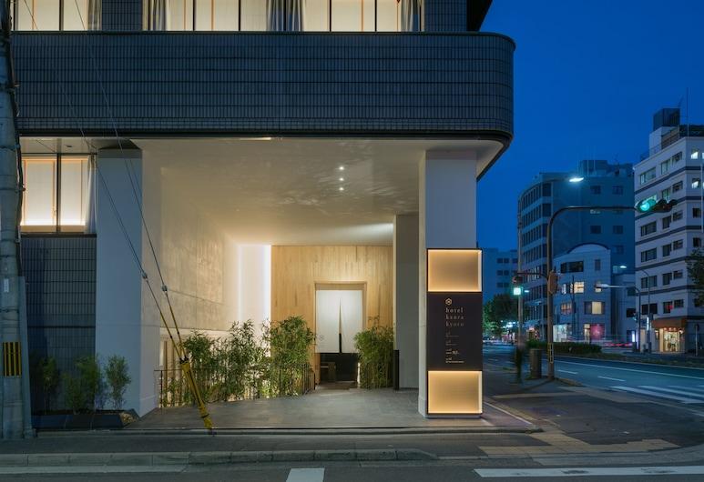 Hotel Kanra Kyoto, Kyoto, Hotel bejárata