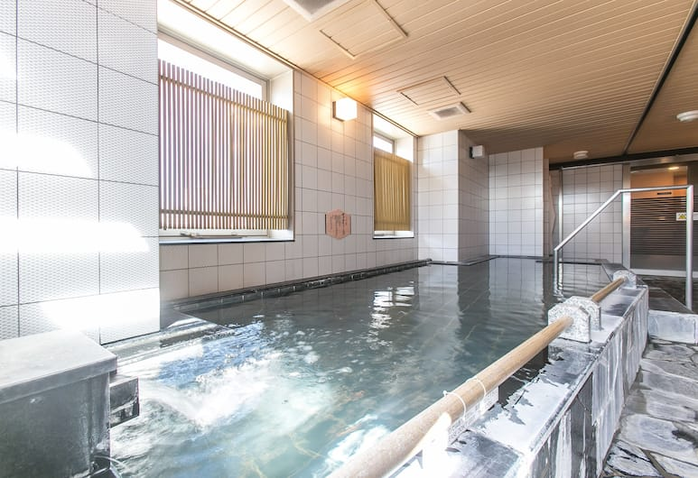 APA Hotel Nagoya-Sakae, Nagoya, Tina de hidromasaje cubierta