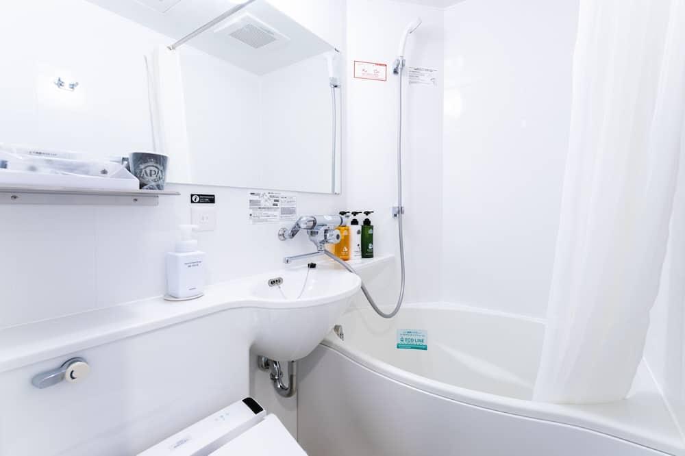 雙床房, 2 張單人床, 非吸煙房 (12㎡, 100cm×195cm Beds) - 浴室