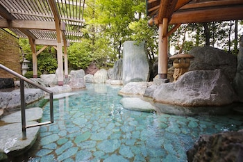 高山高山綠色酒店的圖片