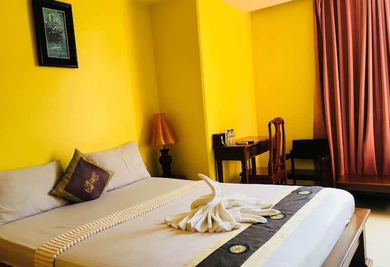 Star Wood Inn, Phnom Penh, Štandardná dvojlôžková izba, Výhľad z hosťovskej izby